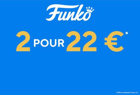 Super offre ; promo Funko !