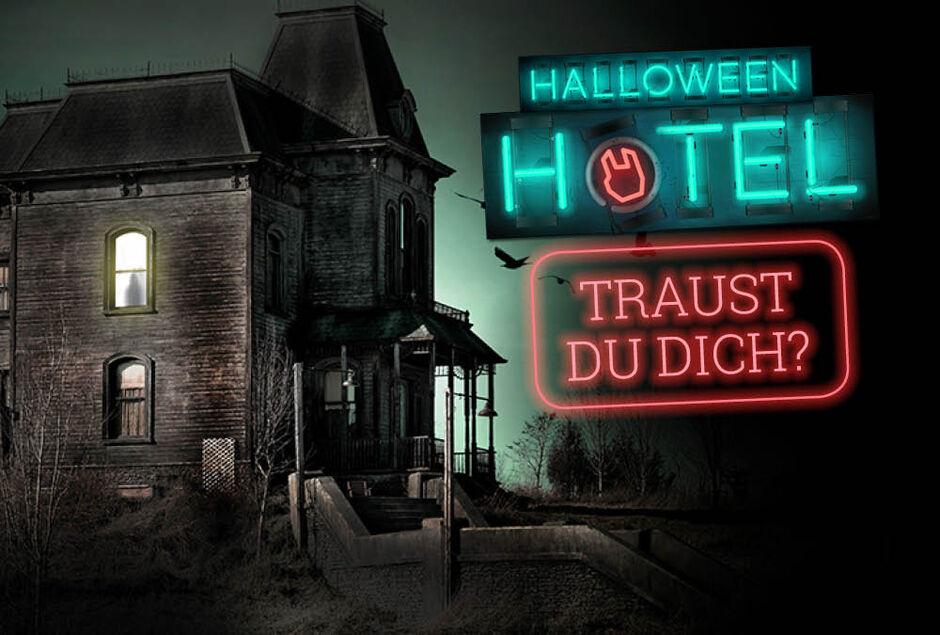 Bienvenue à l'EMP Halloween Hotel !