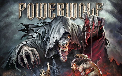 Le nouvel album de Powerwolf : «The Sacrament of Sin » !