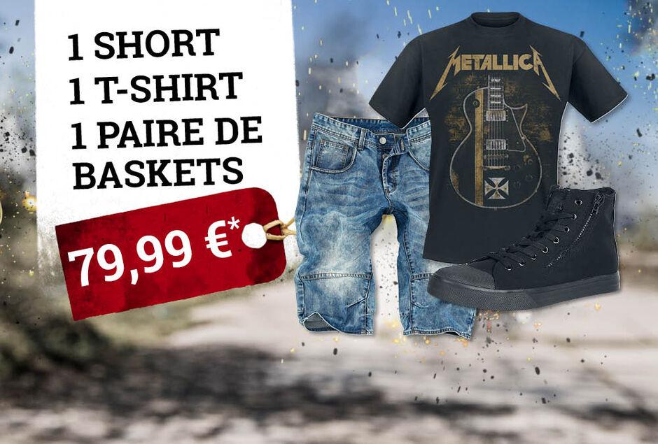 Une tenue entière pour 79,99 €