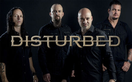Pour les fans de Disturbed !