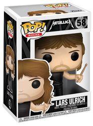 Figurine En Vinyle Lars Ulrich Rocks 58