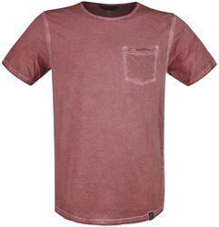 T-Shirt Raw Edge S/S