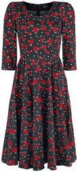 Robe Red Roses