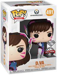 D.Va (Éd. Diamond) - Funko Pop! n°491