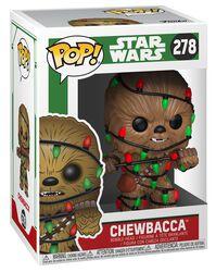 Figurine En Vinyle Chewbacca (Avec Guirlandes) 278