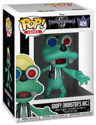 Figurine En Vinyle 3 Dingo (Monsters Inc.)  409