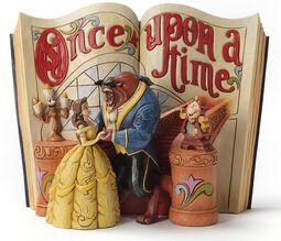 Love Endures (Statuette Storybook La Belle Et La Bête)