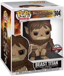 Beast Titan (Oversized) - Funko Pop! n°504