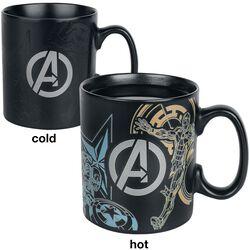 Heroes - Mug Thermoréactif