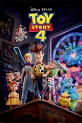Toy Story 4 - Antique Shop Anarchy