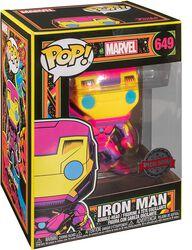 Black Light - Iron Man - Funko Pop! n°649