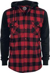 Chemise de bûcheron en flannel