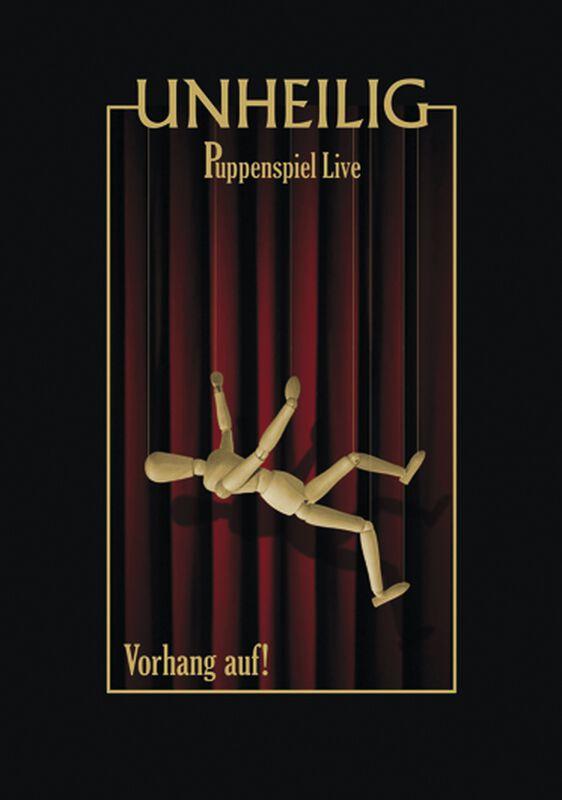 Puppenspiel live - Vorhang auf!