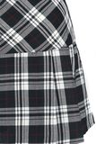 Mini jupe écossaise