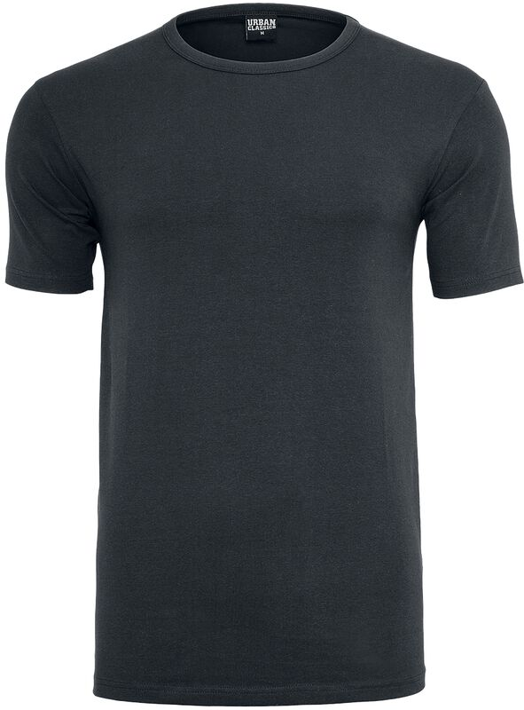 T-shirt moulant en stretch