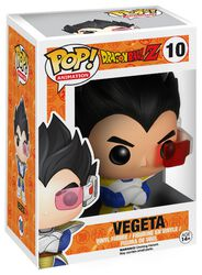 Dragon Ball Z - Vegeta - Funko Pop! n°10