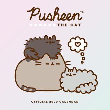 Pusheen - Calendrier Mural 2020