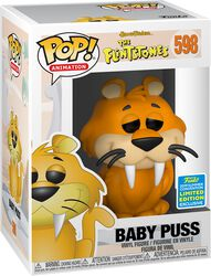 The Flintstones SDCC 2019 - Baby Puss (Funko Shop Europe) - Funko Pop! n°598