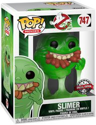 Slimer (Translucide) - Funko Pop! n°747