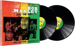 Bob Marley & The Wailers - The Capitol Session '73