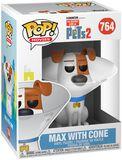 Comme Des Bêtes 2 - Max Avec Colerette - Funko Pop! n°764