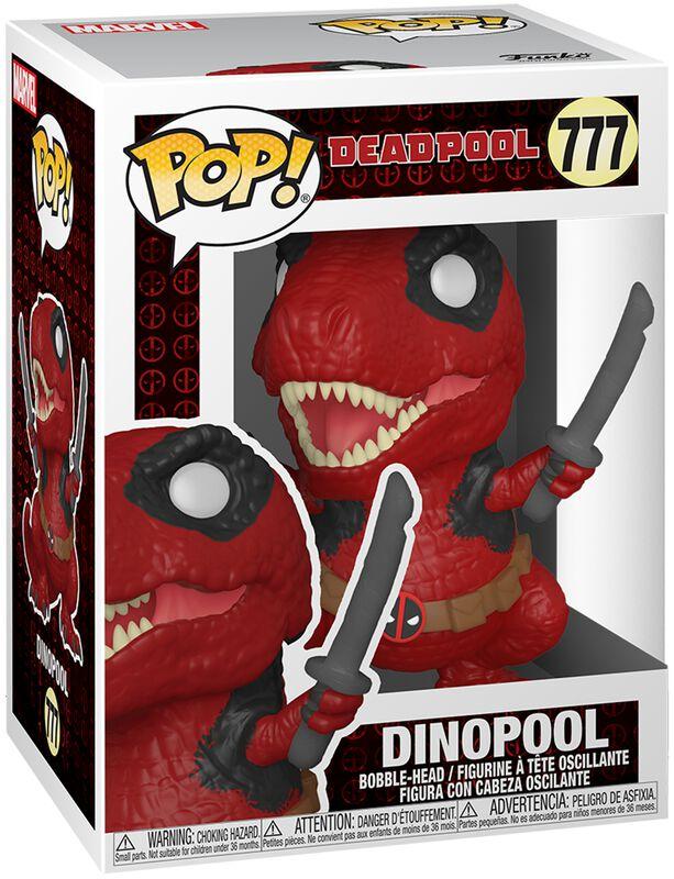 30ème Anniversaire - Dinopool - Funko Pop! n°777