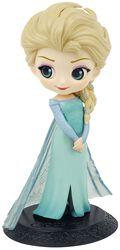Elsa Couronnement (Re-Run) - Figurine Q Posket