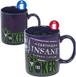 Joker - Mug Thermo-Réactif