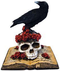 Heartaches Reflection - Corbeau Sur Un Crâne