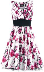 Robe Pink Floral