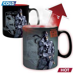 Solid Snake - Mug Thermo-Réactif