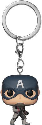 Endgame - Captain America - POP! Keychain