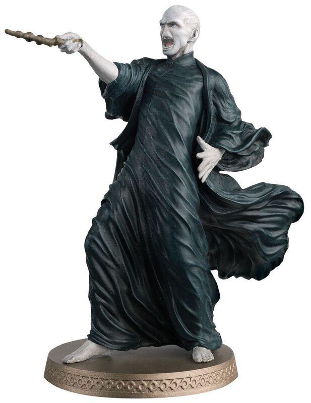 Figurine de Collection Wizarding World - Lord Voldemort