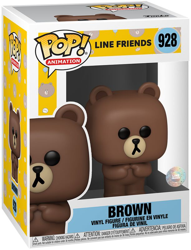 Brown - Funko Pop! n°928