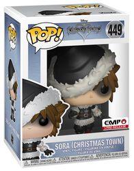 Sora (Christmas Town) Vinyl Figure 449