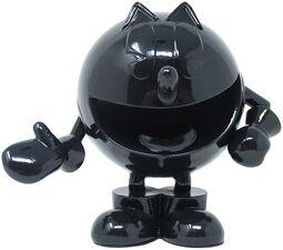 Pac-Man Noir - Mini Icônes