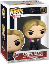 Sonya Blade Vinyl Figure 1056