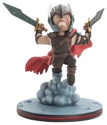 3 - Ragnarok - Figurine Q-Fig Thor (Diorama)