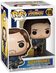 Infinity War - Figurine En Vinyle Bucky Barnes 418