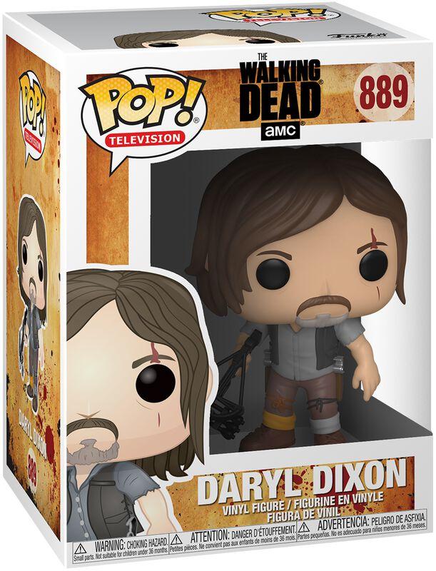 Daryl Dixon - Funko Pop! n°889