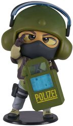 Siege - Six Collection - Figurine Chibi Blitz