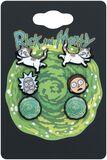 Rick et Morty, Chat et Portail