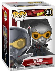 Ant-Man Et La Guêpe - Figurine En Vinyle La Guêpe 341 (Chase Possible)