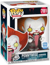 Chapitre 2 - Pennywise Funhouse (Funko Shop Europe) - Funko Pop! n°781