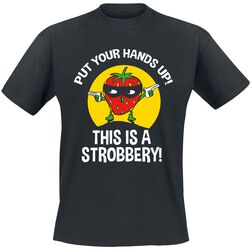 Put Your Hands Up! This Is A Strobbery!