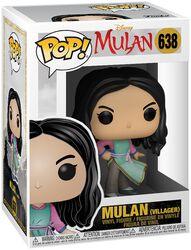 Live-Action - Mulan (Villageoise) - Funko Pop! n°638