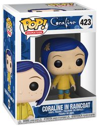 Coraline Figurine En Vinyle Coraline Portant Un Imperméable (Édition Chase Possible)  423