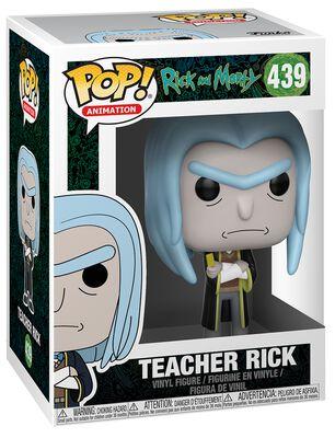 Professeur Rick - Funko Pop! n°439