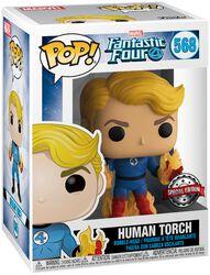 Human Torch - Funko Pop! n°568